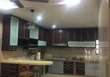 [Full Kitchen Cabinet] G n G Double Storey Canal Garden Kota Kemuning for rent - Property For Rent in Malaysia
