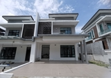 BRAND NEW DOUBLE STOREY SEMI-D, VERGE 32, KEMENSAH - Property For Sale in Malaysia