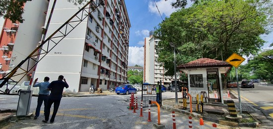 Bukit Cheras Apartment (Block 8 & 10)  146530261