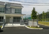 End lot double storey terrace @ Hillpark, Kajang - Property For Sale in Malaysia