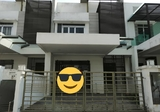 2 Storey Terrace House 22x75sft, TTDI Grove Acacia Kajang - Property For Sale in Singapore