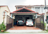 END LOT, DOUBLE STOREY TERRACE, BANDAR MAHKOTA, CHERAS - Property For Sale in Malaysia