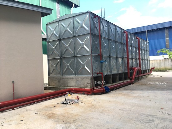 BUKIT JELUTONG, SHAH ALAM  SEKSYEN U16 NEW TWIN WAREHOUSES HIGH SPECIFICATIONS WATER SPRINKLERS ETC  147484092