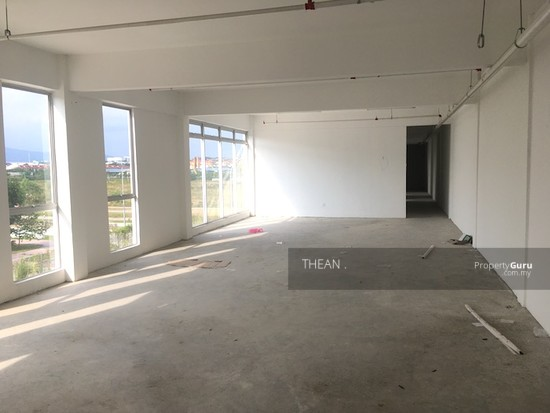 BUKIT JELUTONG, SHAH ALAM  SEKSYEN U16 NEW TWIN WAREHOUSES HIGH SPECIFICATIONS WATER SPRINKLERS ETC  147484096