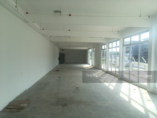 BUKIT JELUTONG, SHAH ALAM  SEKSYEN U16 NEW TWIN WAREHOUSES HIGH SPECIFICATIONS WATER SPRINKLERS ETC  147484106