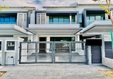 NEWLY  COMPLETED 2 Storey House Denai Alam Shah Alam - Property For Sale in Malaysia