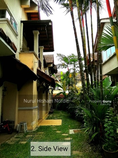 Double Storey End Lot House Bukit Jelutong Shah Alam  147906876