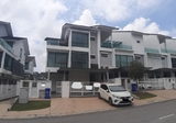 3 Storey Aster Grove End Lot - Property For Sale in Malaysia