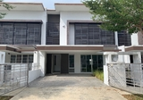 Double Storey Superlink House 30x69sft, Regia Elmina East, Shah Alam - Property For Sale in Malaysia