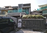 [ PRIVATE POOL ] Double Storey End Lot Superlink D'Alpinia Puchong  - Property For Sale in Malaysia