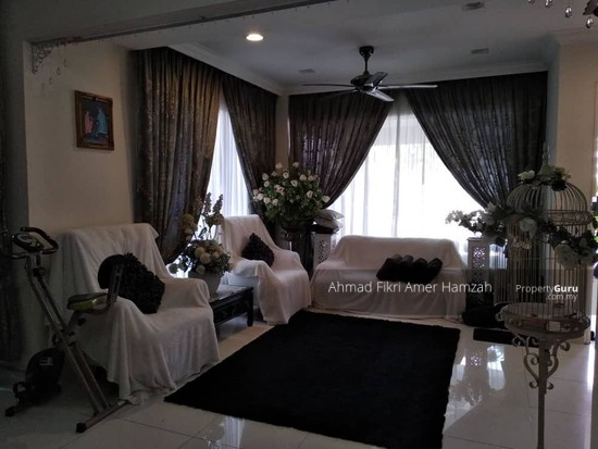 [ PRIVATE POOL ] Double Storey End Lot Superlink D'Alpinia Puchong  149611425