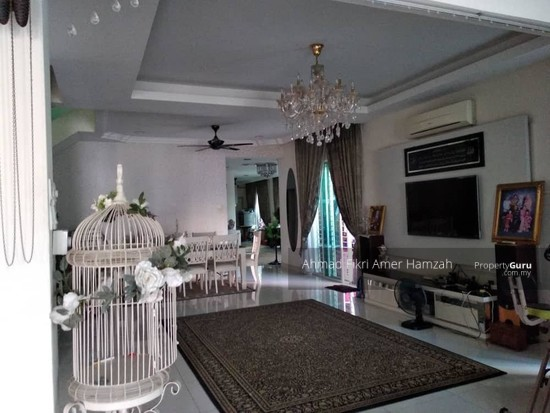 [ PRIVATE POOL ] Double Storey End Lot Superlink D'Alpinia Puchong  149611428