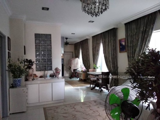 [ PRIVATE POOL ] Double Storey End Lot Superlink D'Alpinia Puchong  149611438