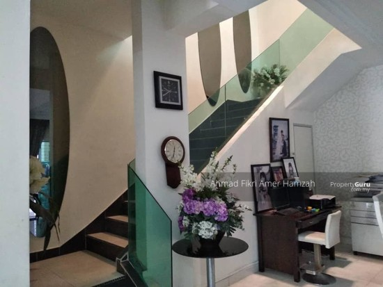 [ PRIVATE POOL ] Double Storey End Lot Superlink D'Alpinia Puchong  149611442