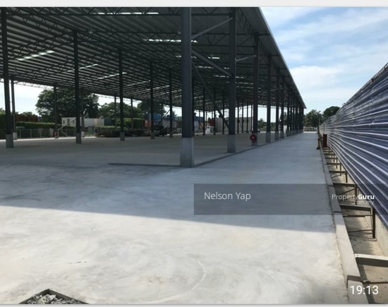Port Klang Telok Gong detached warehouse for rent and for sale  149656692