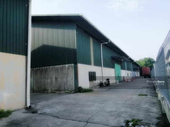 Kampung Baru Sungai Buloh Factory For RENT  150094906
