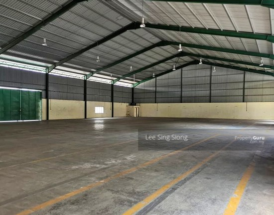 Kampung Baru Sungai Buloh Factory For RENT  150232241