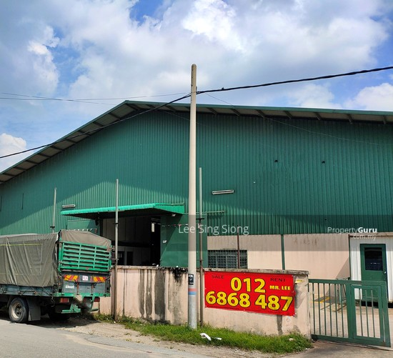 Kampung Baru Sungai Buloh Factory For RENT  150232248