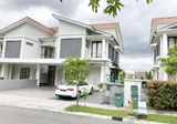 (FULLY FURNISHED) 3 Storey Semi-Detached Sutera Residence Taman Sutera Kajang - Property For Sale in Malaysia