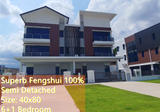 New Launch 40x80 Semi Detached - Property For Sale in Malaysia