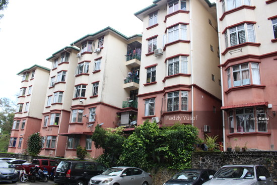 Sri Wira Apartment  150793608