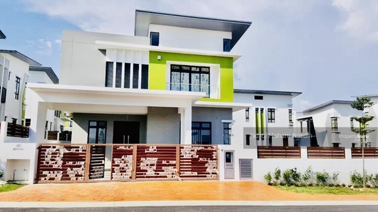 Gated Guarded Bungalow House & Land Casa Sutra Setia Alam Shah Alam  150957827