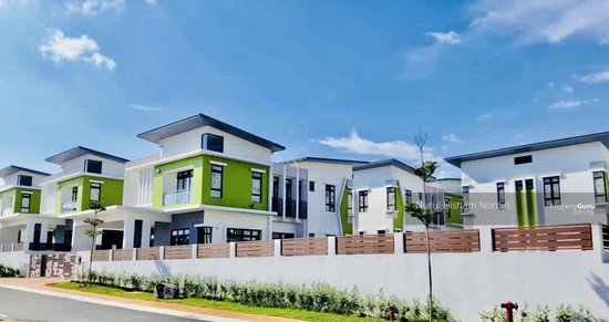 Gated Guarded Bungalow House & Land Casa Sutra Setia Alam Shah Alam  150957833
