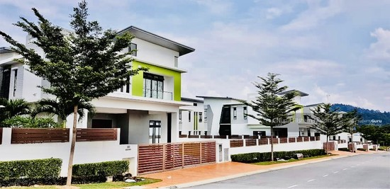 Gated Guarded Bungalow House & Land Casa Sutra Setia Alam Shah Alam  150957841