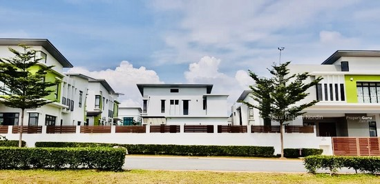 Gated Guarded Bungalow House & Land Casa Sutra Setia Alam Shah Alam  150957848