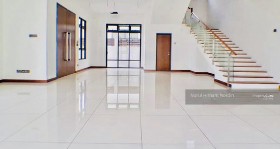 Gated Guarded Bungalow House & Land Casa Sutra Setia Alam Shah Alam  150957859
