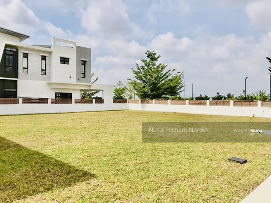 Gated Guarded Bungalow House & Land Casa Sutra Setia Alam Shah Alam  150957956