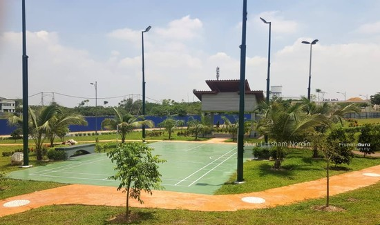 Gated Guarded Bungalow House & Land Casa Sutra Setia Alam Shah Alam  150957961