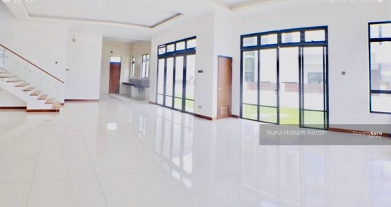 Freehold Gated Guarded Bungalow Casa Sutra Setia Alam Shah Alam  150958845