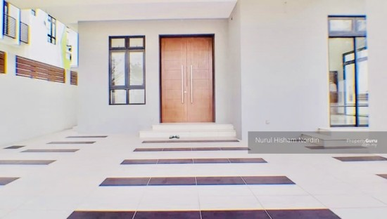 Freehold Gated Guarded Bungalow Casa Sutra Setia Alam Shah Alam  150958917