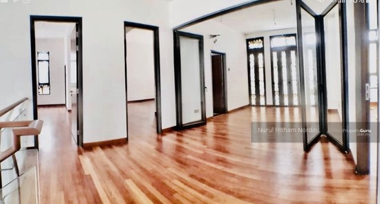 Freehold Gated Guarded Bungalow Casa Sutra Setia Alam Shah Alam  150958935
