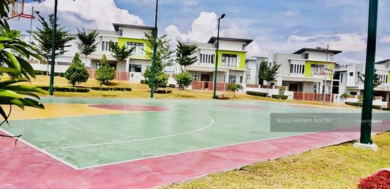Freehold Gated Guarded Bungalow Casa Sutra Setia Alam Shah Alam  150959016