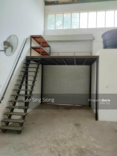 Sungai Buloh Bukit Indah Industry Park Factory For RENT  153895343