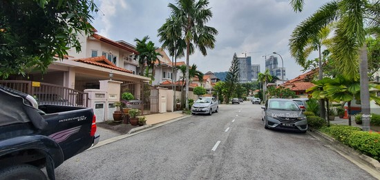 SEMI D IN TAMAN BUKIT SEGAR CHERAS FOR SALE  151355331