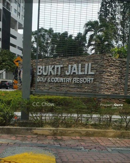 BUKIT JALIL GOLF & COUNTRY RESORT  151431049