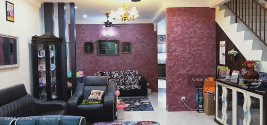 2 storey terrace house for sale Setia Indah 11 Setia Alam  151904114
