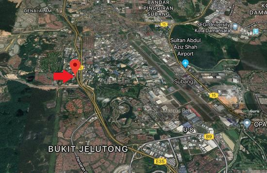 Industrial Zoning Land ( Ready to use ) @ Monterez Golf Club Kg Subang  152207412