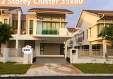 Cluster Homes 35x80 at The Green Horizon Hills - Property For Sale in Malaysia