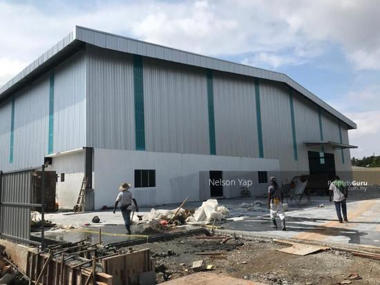 Jalan Sekolah, Kapar Klang detached warehouse with CCC for rent   153442244