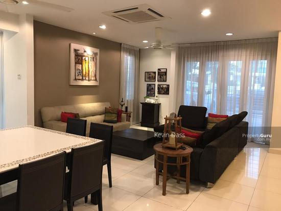 USJ HEIGHTS TWO AND A HALF STOREY FULLY RENOVATED CORNER FOR SALE  153990160