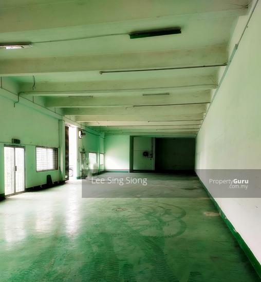 Sungai Buloh Factory With CF For RENT  154110949