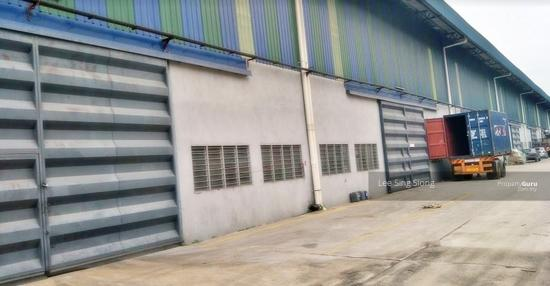 Sungai Buloh Factory With CF For RENT  154111417