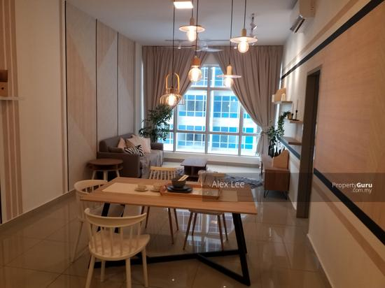 New Apartment Mampu Milik near Seremban Town Center  154544998
