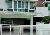 Double Storey Superlink House Lavender Park Denai Alam  - Property For Sale in Malaysia