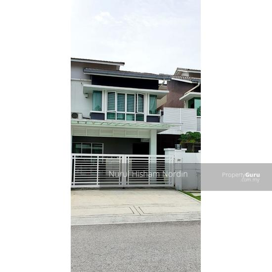 Double Storey Superlink House Lavender Park Denai Alam  155037042