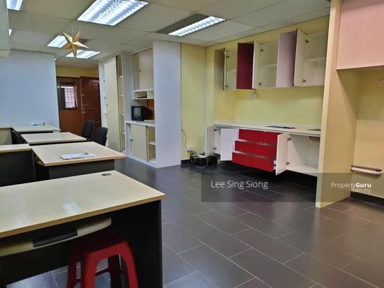 Kepong Aman Puri Semi Furnished Office For RENT  155107079
